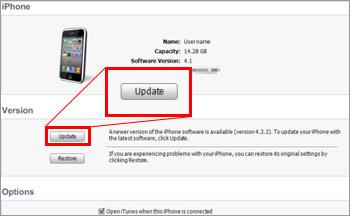 neueste iphone software version